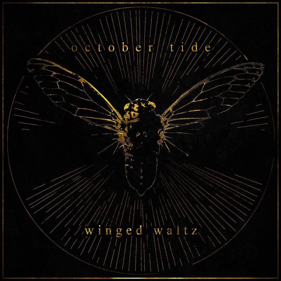 "October Tide unveil new album ""Winged Waltz"" details"
