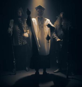 "Necronomicon выпустили видеоклип ""Crown Of Thorns"""