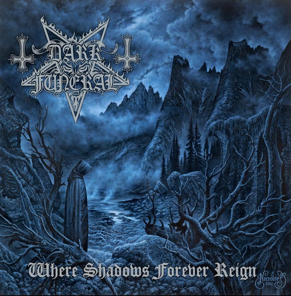 Dark Funeral new album release date announced