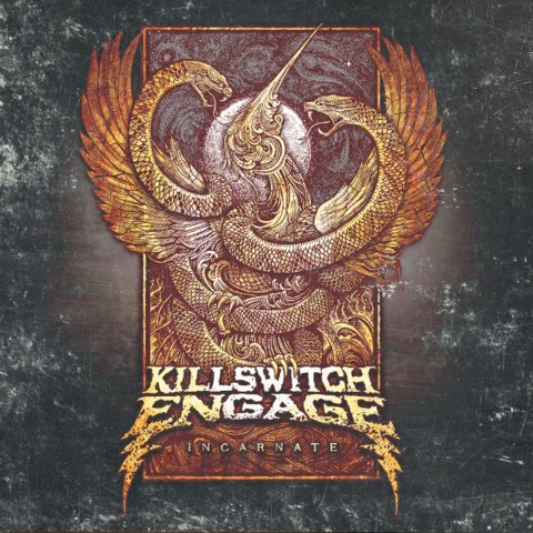 "Killswitch Engage stream album ""Incarnate"""