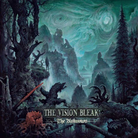 The Vision Bleak reveal new album cover
