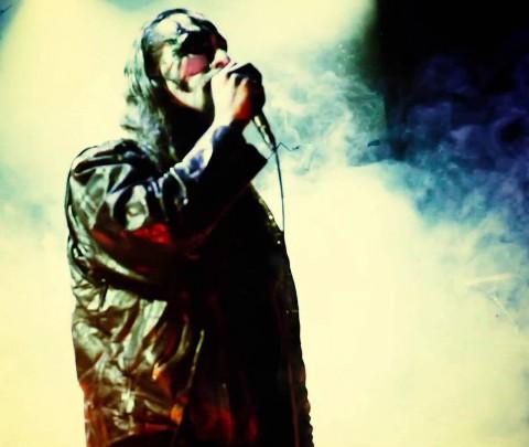 Видео с дебютного выступления Gaahls Wyrd
