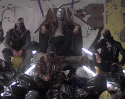 """Новое безумное видео Kvelertak """"1985"""""""