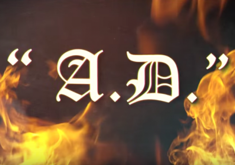 "Hatebreed's new lyric video ""A.D."""