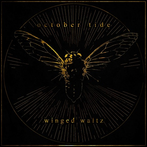 "Стрим альбома October Tide ""Winged Waltz"""