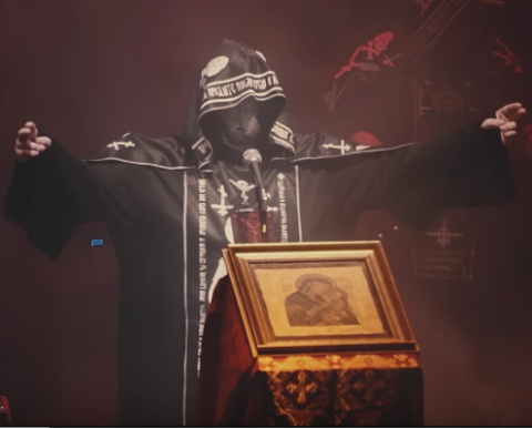 First pro-live video from Batushka concert is posted online