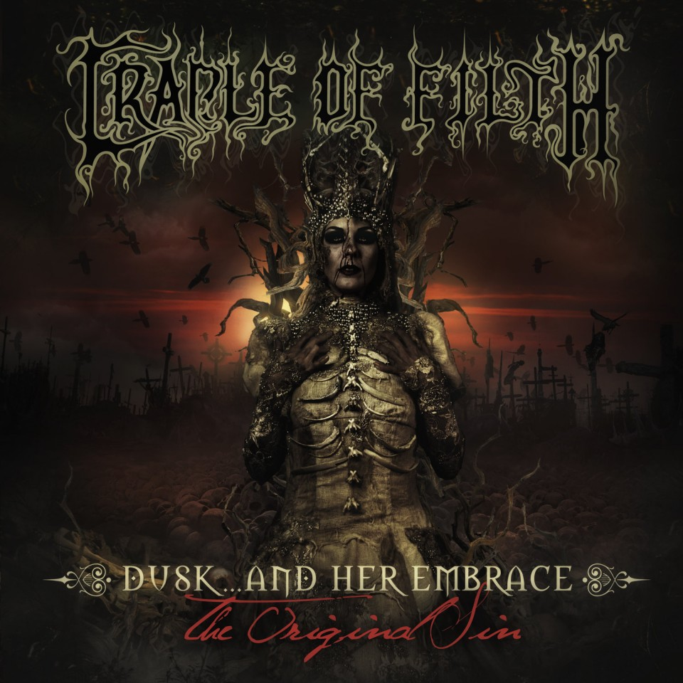 Cradle of Filth Dusk And Her Embrace… The Original Sin