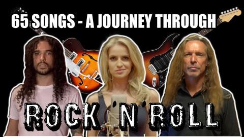 История рок-н-ролла в 65 песнях