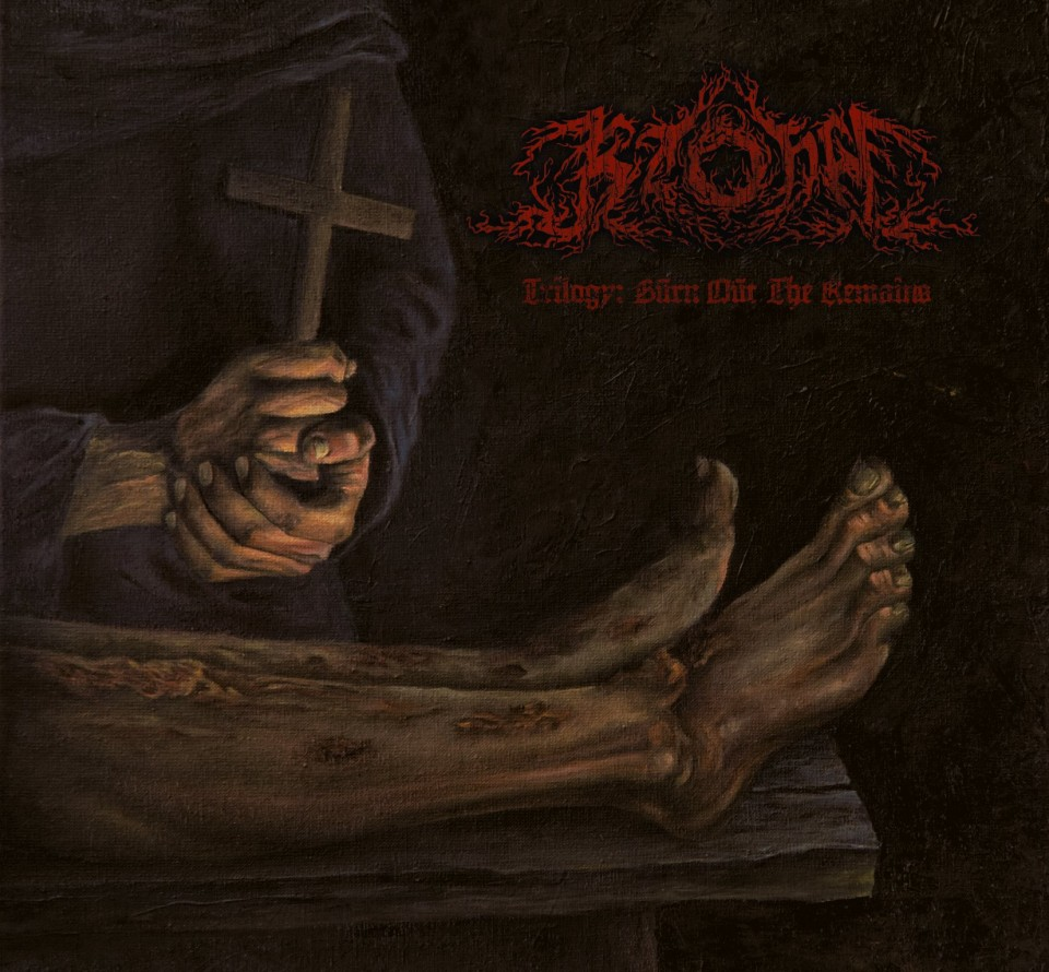 Kzohh unveil third album title and cover art