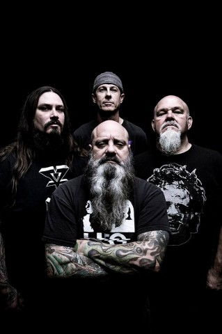 """Heavier than ever"": Crowbar's new track ""Falling While Rising"""
