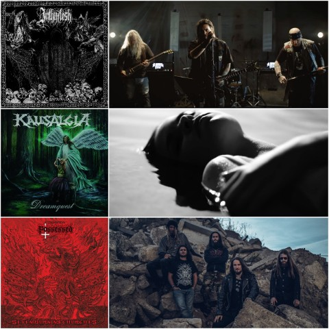 Новости одной строкой: Inthyflesh, Kausalgia, Sludgehammer, A Rebel Few, If I Die Today и трибьют-альбом Possessed