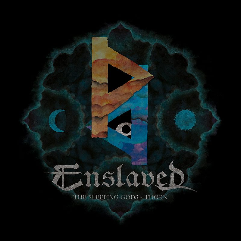 "Enslaved announce new album ""The Sleeping Gods - Thorn"""