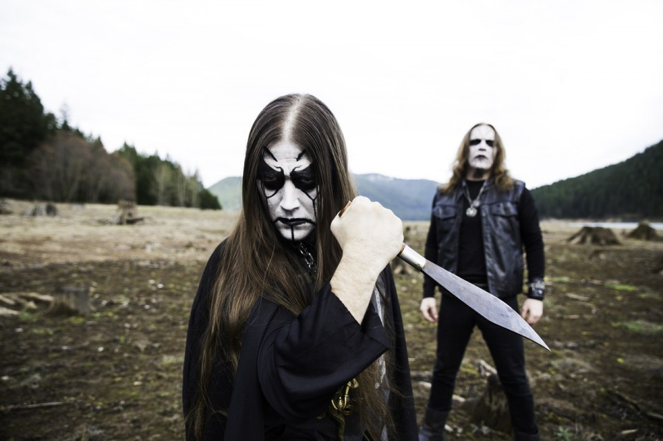 American black metal cult Inquisition to perform in Kyiv again