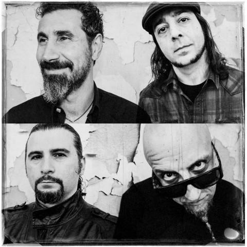 System Of A Down возвращаются! Группа отправится в тур в 2017 году