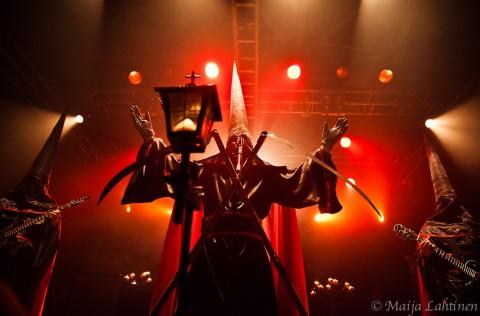 """Cult of Fire поделились полным стримом мини-альбома """"Life, Sex and Death"""""""