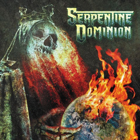 Стрим дебютного альбома супергруппы Serpentine Dominion