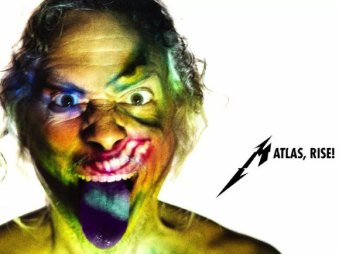 "Metallica release new song ""Atlas, Rise!"""