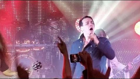Фан-видео: Проект Lindemann впервые выступил живьём