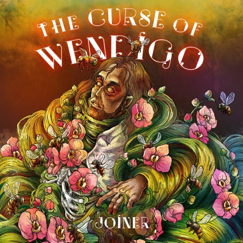 "The Curse of Wendigo streams new album ""Joiner"""