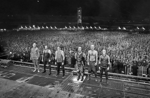 Rammstein announce first European shows for 2017