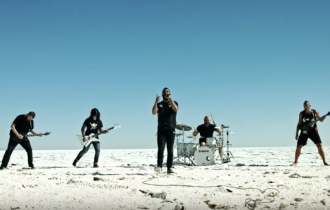 "Killswitch Engage present another video for song ""Cut Me Loose"""