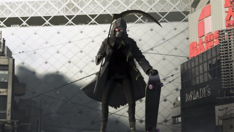 New game Let it Die features music by 100 Japanese rock and metal performers