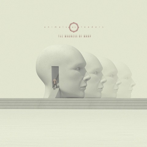 "Triumph of progression: Animals As Leaders ""The Madness of Many"""