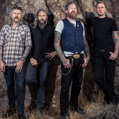 Mastodon unveil first single from new album