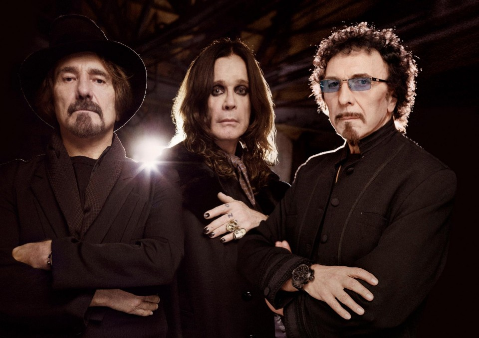 Video: Black Sabbath play their final show