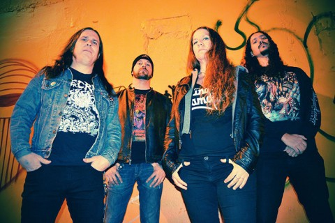 "Gruesome release track ""Fragments of Psyche"" feat. Death ex-drummer"