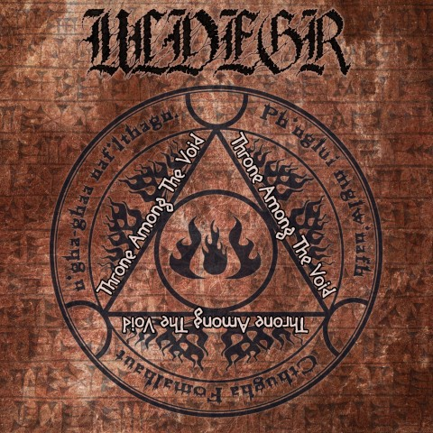 "Прем'єра: Ulvegr выпустили сингл ""Throne Among The Void"""