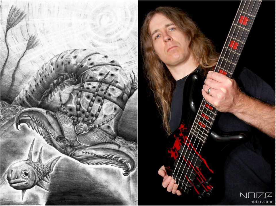 Новый вид гигантских доисторических червей назван в честь басиста Cannibal Corpse