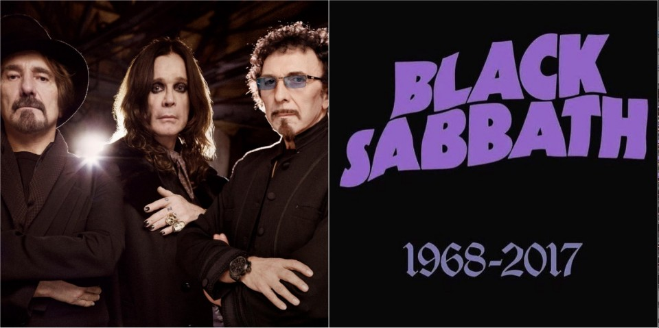Коротко про головне: Black Sabbath, At The Gates, HIM, Mastodon та інші