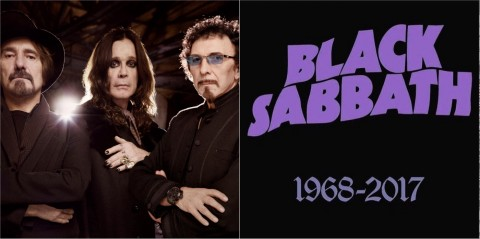 Briefly about the main: Black Sabbath, At The Gates, HIM, Mastodon, and others