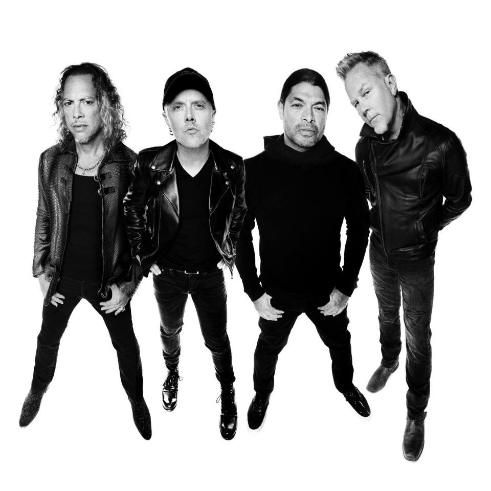 Metallica announces European tour with Kvelertak as special guest