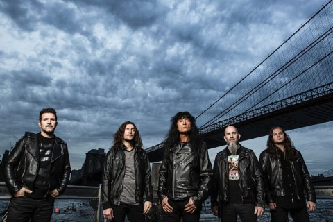 "Anthrax release cover of Kansas' ""Carry On My Wayward Son"""