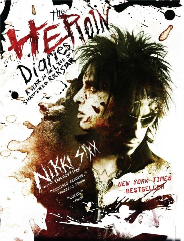 Musical based on Nikki Sixx's memoirs to be performed on Broadway