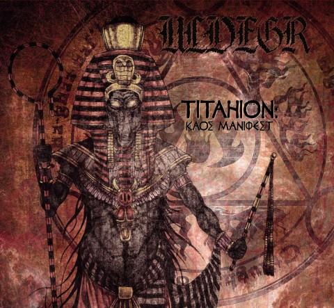 """Ulvegr: Повний стрім альбому """"Titahion: Kaos Manifest"""""""