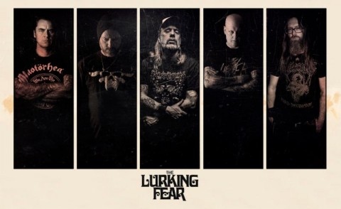 The Lurking Fear (At The Gates, God Macabre) present teaser of debut EP