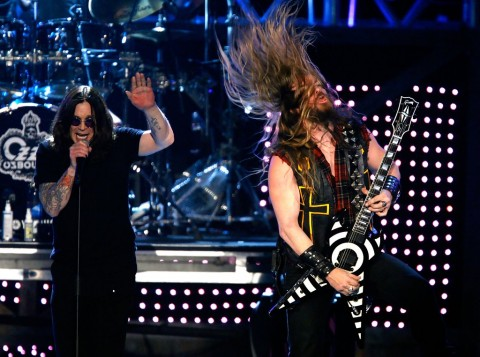 Ozzy Osbourne reunites with Zakk Wylde for the tour, while Gus G. leaves singer's band