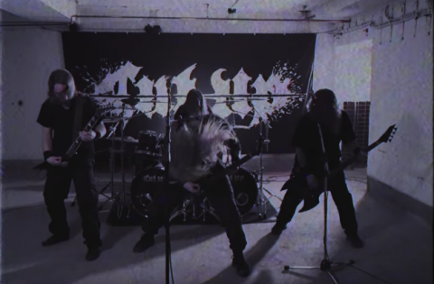 "Cut Up release old school style video ""Behead the Dead"""