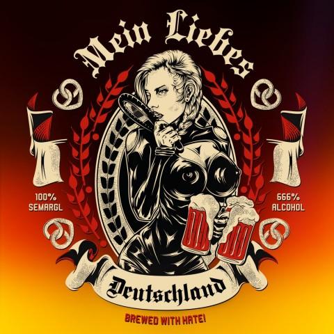 """Прем'єра: Сингл Semargl """"Mein Liebes Deutschland"""""""