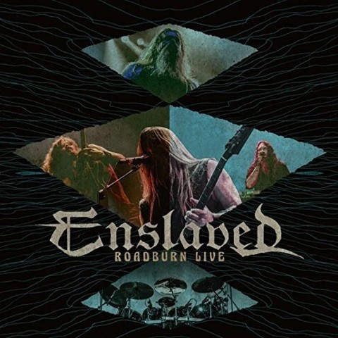 """Isa"" and ""Death In The Eyes Of Dawn"" tracks from Enslaved's upcoming ""Roadburn Live"" live album"