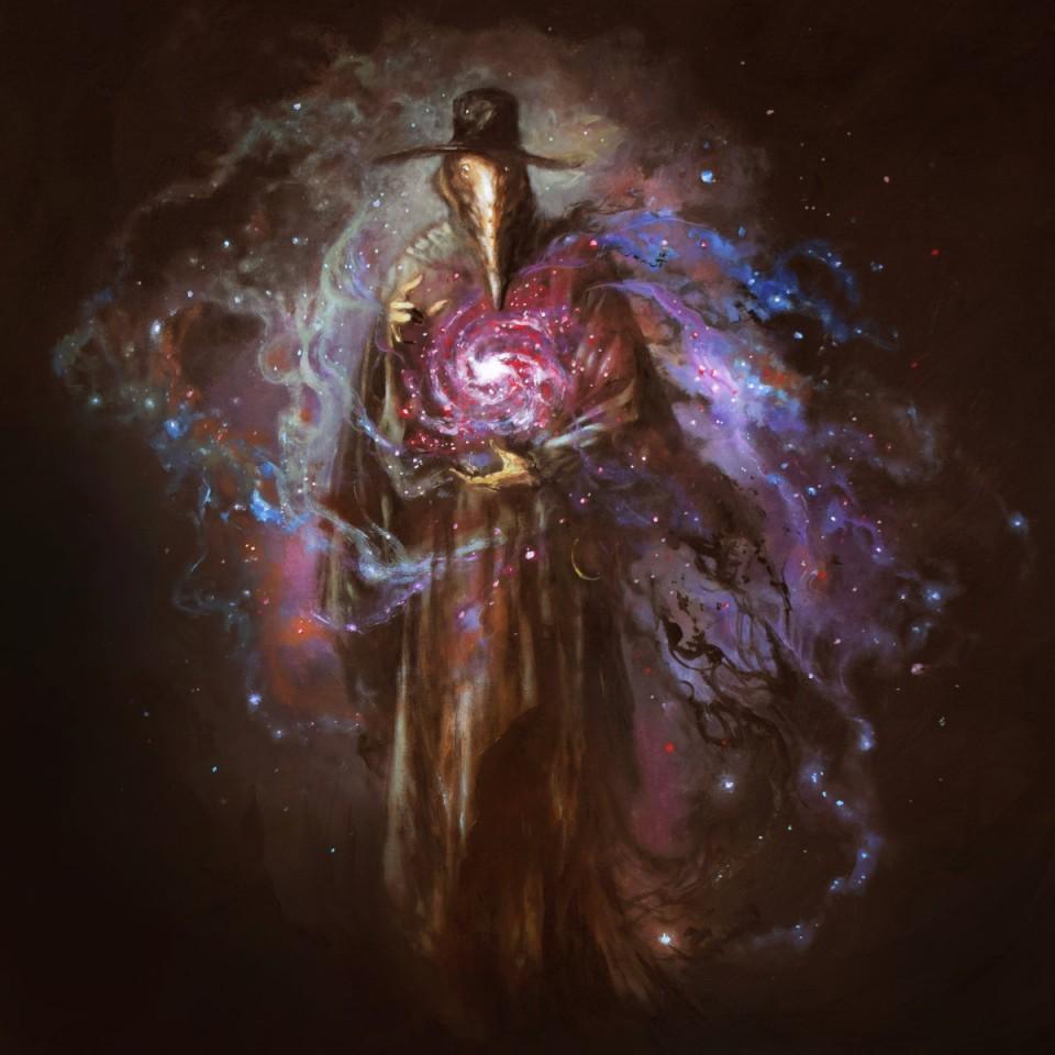 Темне мистецтво: Квітнева добірка обкладинок блек-метал-релізів