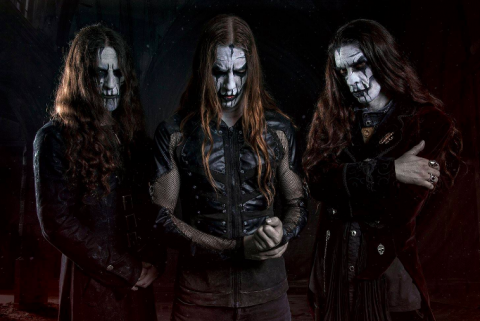 "Carach Angren's new lyric video ""Blood Queen"" with images by Costin Chioreanu"