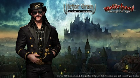 """Motörhead: Through the Ages"" video game to come out this June"