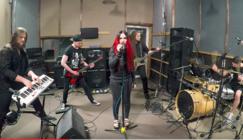 "Ignea release live video for ""Alexandria"""