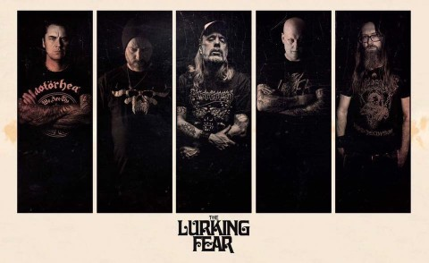 "The Lurking Fear (At The Gates, God Macabre) present track ""Vortex Spawn"" from debut album"