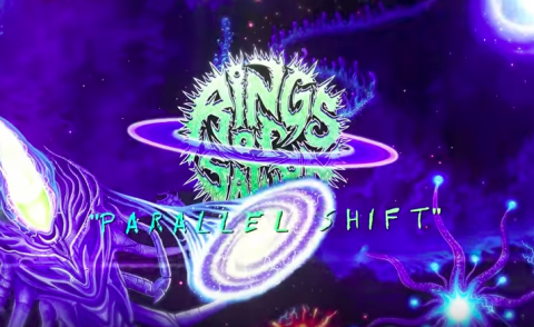 "Rings of Saturn present track ""Parallel Shift"" from upcoming album"