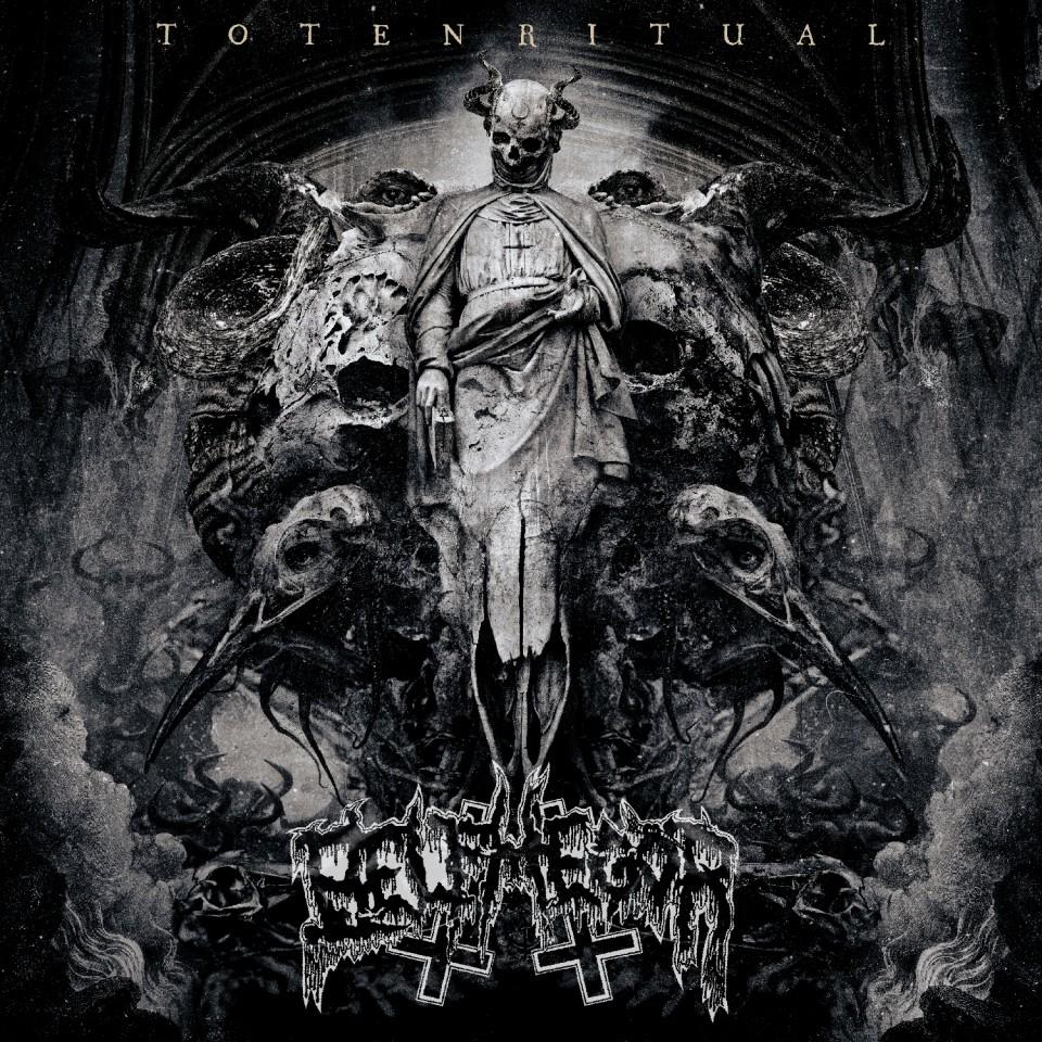 """Belphegor оприлюднили обкладинку і трек-лист альбому """"Totenritual"""""""